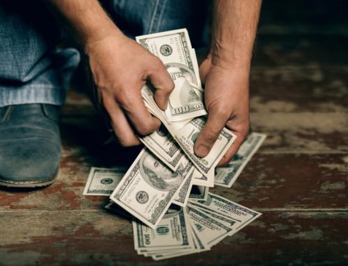 תפסיקו להשאיר כסף על הרצפה